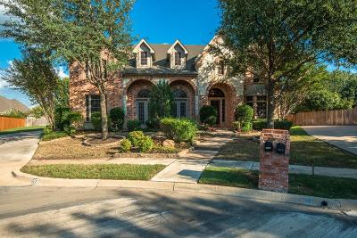 Trophy Club Single Family Home Active Option Contract: 502 Glen Hurst Court