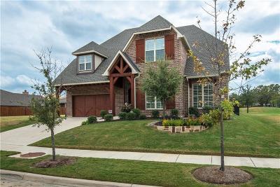 Argyle Single Family Home For Sale: 320 Ellison Trace