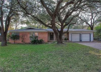 Fort Worth Single Family Home For Sale: 4112 Middlebrook Road