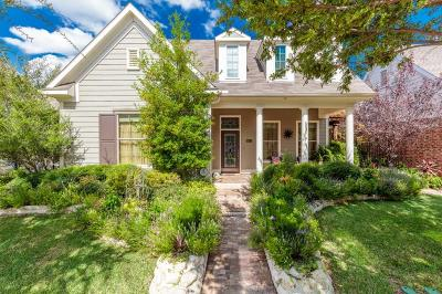 North Richland Hills Single Family Home Active Option Contract: 8613 Beetle Nut Lane
