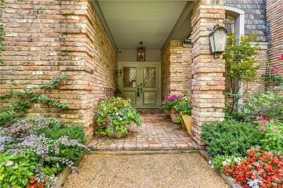 Single Family Home For Sale: 6902 Woodland Drive