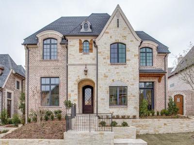 Plano Single Family Home For Sale: 6824 Bonaparte Court