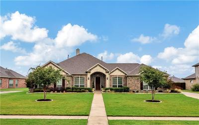 Fort Worth TX Single Family Home Active Option Contract: $350,000