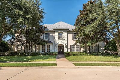 Plano Single Family Home Active Option Contract: 5701 Woodmont Court