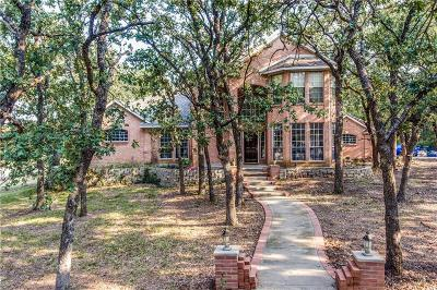 Argyle Single Family Home Active Kick Out: 464 Forest Trail
