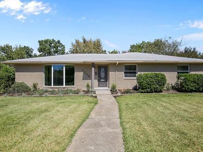 Dallas Single Family Home For Sale: 3229 Jubilee Trail