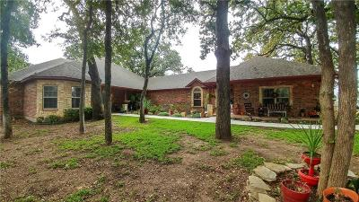 Tarrant County Single Family Home For Sale: 600 Sportsman Park Road