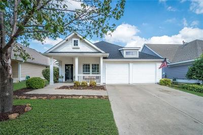 Mckinney Single Family Home Active Contingent: 9904 Old Field Drive