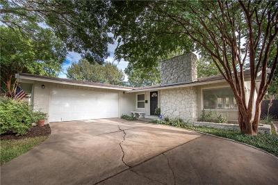 Single Family Home For Sale: 3622 High Vista Drive