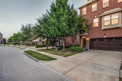 Irving Townhouse For Sale: 1471 Chase Lane