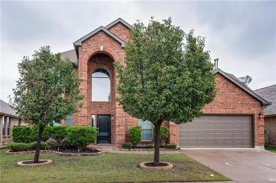 Fort Worth TX Single Family Home For Sale: $334,900