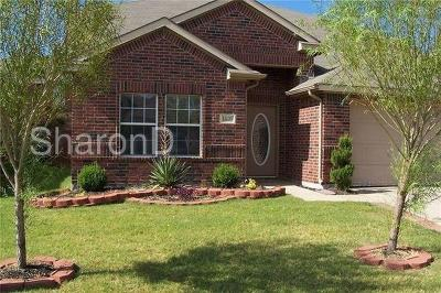 Little Elm Residential Lease For Lease: 14609 Crystal Lake Drive