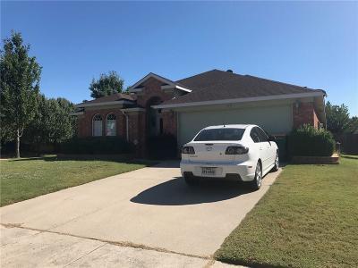Lake Dallas Single Family Home For Sale: 312 Scarlet Oak Drive