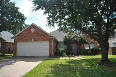 Flower Mound Single Family Home For Sale: 617 Tealwood Lane