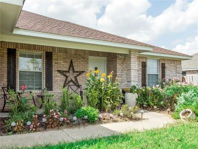 Terrell Single Family Home For Sale: 2083 Griffith Road