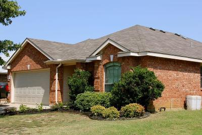 Denton Single Family Home For Sale: 3528 Crisoforo Drive