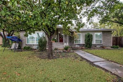 Dallas Single Family Home For Sale: 3137 Altman Drive