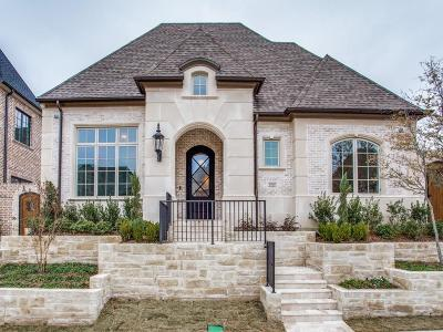 Plano Single Family Home For Sale: 6820 Bonaparte Court