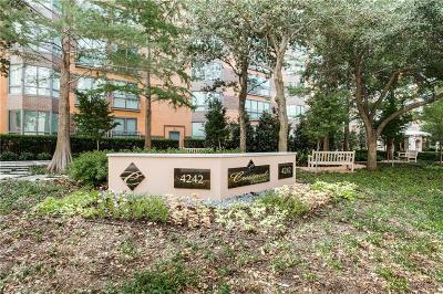 Highland Park Condo For Sale: 4242 Lomo Alto #N25