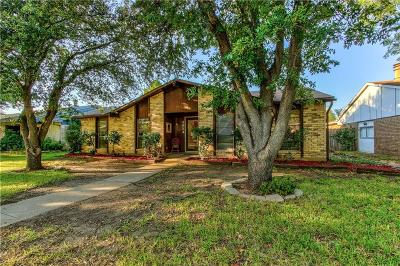 The Colony Single Family Home For Sale: 4924 Wagner Drive