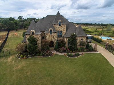 Keller Single Family Home For Sale: 1605 Overlook Terrace