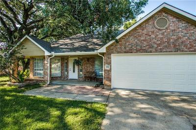 Lake Dallas Single Family Home Active Option Contract: 106 Hillcrest Street