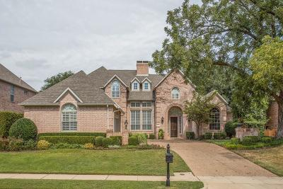 Flower Mound Single Family Home Active Option Contract: 4321 Auburn Drive