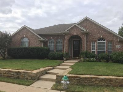 Flower Mound Single Family Home Active Option Contract: 1913 Strait Lane