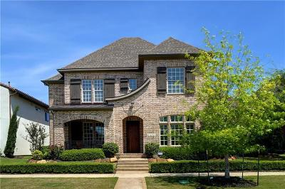 Frisco Single Family Home For Sale: 3472 Greenbrier Drive