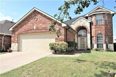 Rowlett Single Family Home For Sale: 9713 Links Fairway Drive