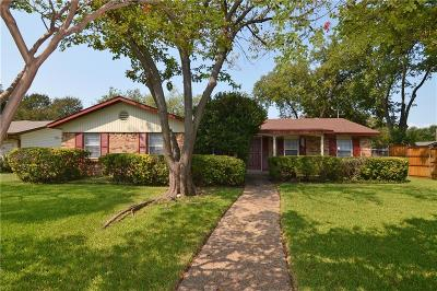 Single Family Home For Sale: 12221 Hightower Place