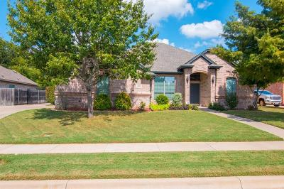 Richland Hills Single Family Home Active Option Contract: 6949 Danele Court