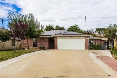 Dallas Single Family Home For Sale: 2831 Ainwick Court