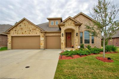 Hickory Creek Single Family Home Active Option Contract: 214 Saratoga Drive