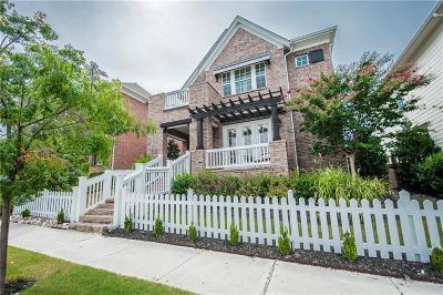 McKinney Single Family Home For Sale: 2305 Pearl Street