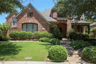 McKinney Single Family Home For Sale: 6912 Echo Canyon Drive