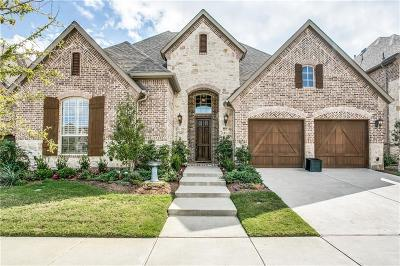 Flower Mound Single Family Home For Sale: 2605 Bel Air Lane