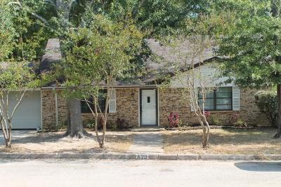 Canton TX Single Family Home For Sale: $129,000
