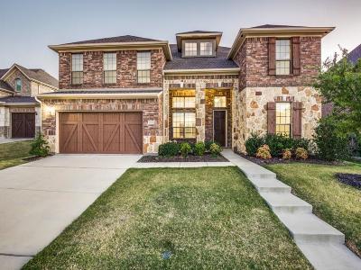 Mckinney Single Family Home Active Option Contract: 4209 Eliska Lane