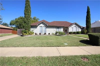 Mesquite TX Single Family Home For Sale: $204,500