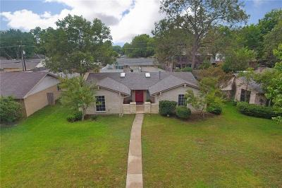Plano Single Family Home Active Option Contract: 3100 Kingston Drive
