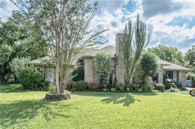 Rowlett Single Family Home For Sale: 3302 Westwood Circle