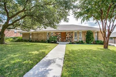 Carrollton Single Family Home For Sale: 2810 N Surrey Drive