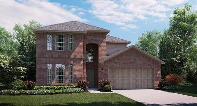 Fort Worth TX Single Family Home For Sale: $291,499