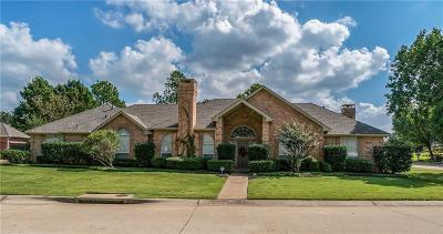 Highland Village Single Family Home For Sale: 2870 Hillside Drive