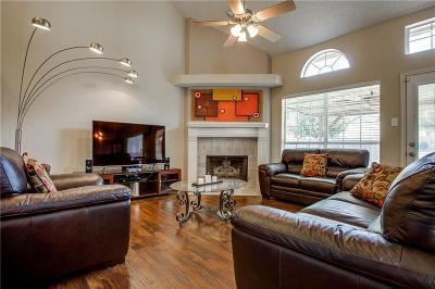 Carrollton Single Family Home Active Option Contract: 3806 Seminole Circle