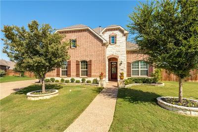 Trophy Club Single Family Home For Sale: 2715 Trophy Club Drive