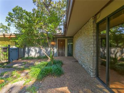 Fort Worth Single Family Home For Sale: 3900 Glenwood Drive