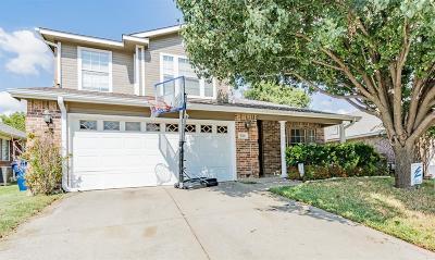 Sachse Single Family Home For Sale: 7726 Vista Creek Lane