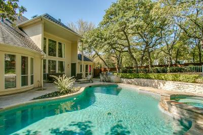 Flower Mound Single Family Home For Sale: 5200 Gentle Drive